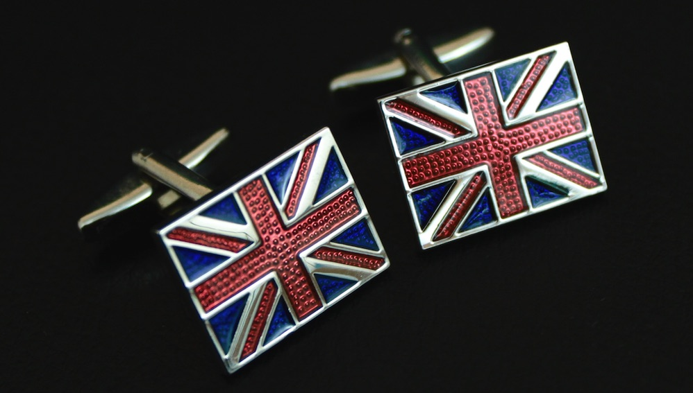 UK Cuff Links