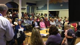 Shaftesbury Town Hall NHS Changes
