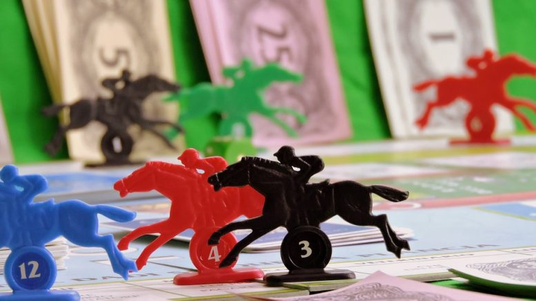 Horse Racing Game (PD)